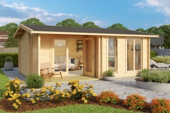 Gartenhaus Lasita Brighton 44