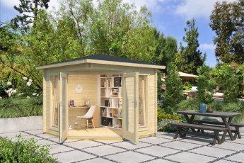 Gartenhaus Lasita Oban 40