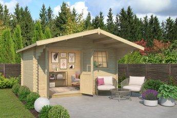 Gartenhaus Lasita Gotland 3E