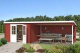 Gartenhaus St Louis rot