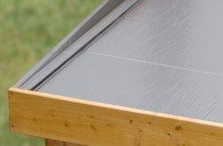 Dachfolie selbstklebend (dunkelgrau, 5m²)