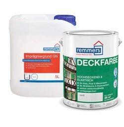 Deckfarbe 12,5l (dunkelgrau)