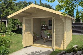Gartenhaus Lasita Gotland 1D