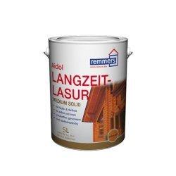 Remmers Langzeit-Lasur 5l (silbergrau)