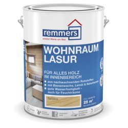 Remmers Wohnraum-Lasur 2,5l (antikgrau)